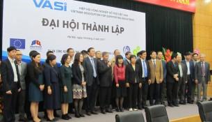 Đại hội thành lập Hiệp hội công nghiệp hỗ trợ Việt Nam - VASI