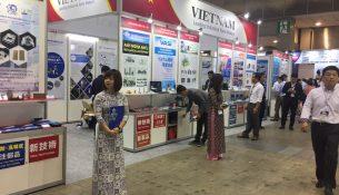 VASI Vietnam Pavillion in MTech Tokyo